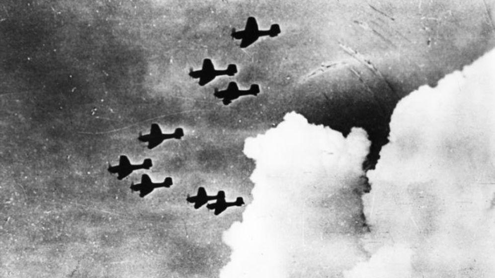 """Chronik des 1. September 1939: """"Steh auf! Der Krieg hat angefangen!"""""""