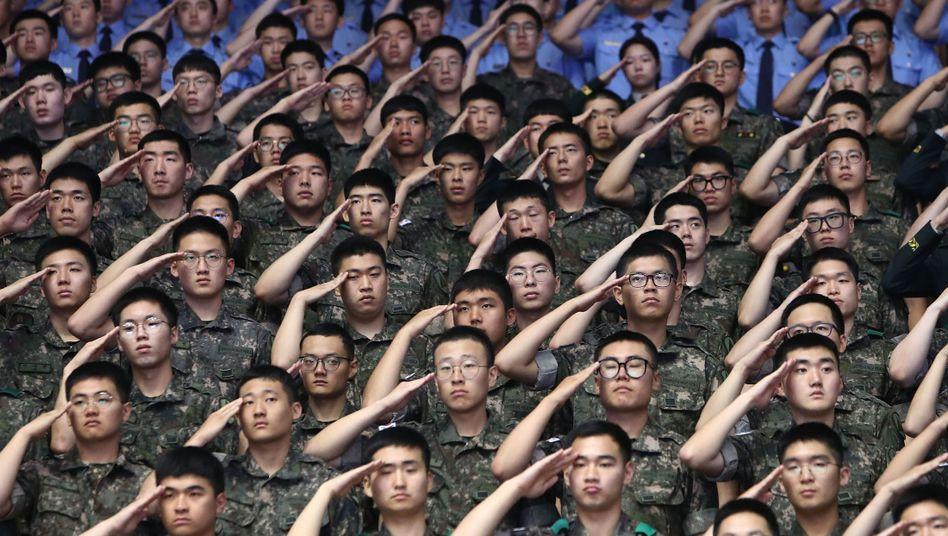 Nach Geschlechtsumwandlung: Südkoreas Armee beschließt Entlassung von Transfrau
