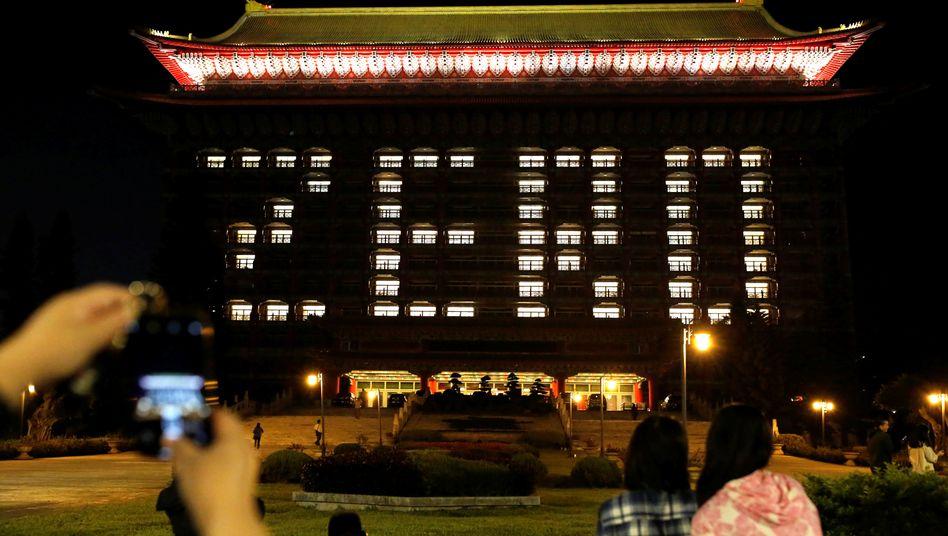Taiwan feiert am 16. April die Reduzierung der Neuinfektionen auf null
