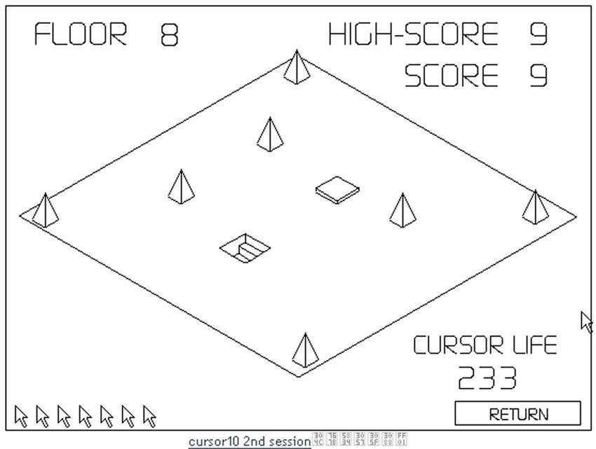 Cursor / Games / Zeit dazu