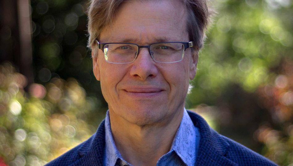 Statistik-Profi David Donoho