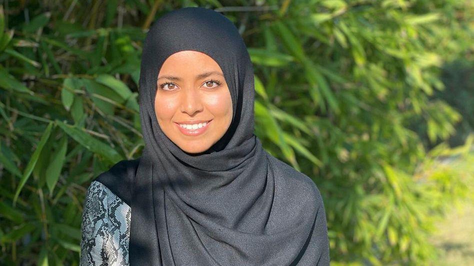 Stipendiatin Amal Aarab: Interesse an Wirtschaft und Unternehmertum