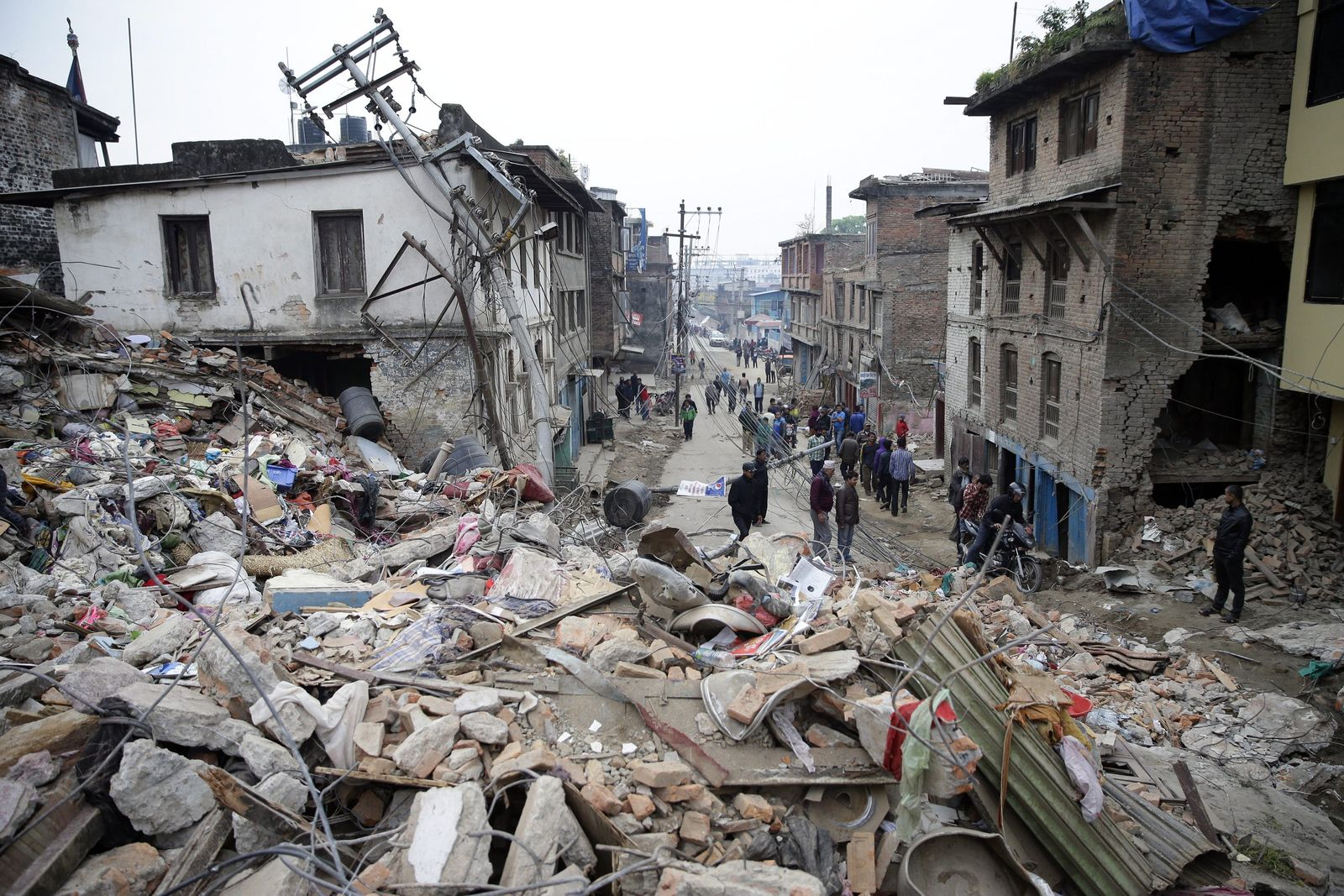 Nepal/ Erdbeben/ Sonntag