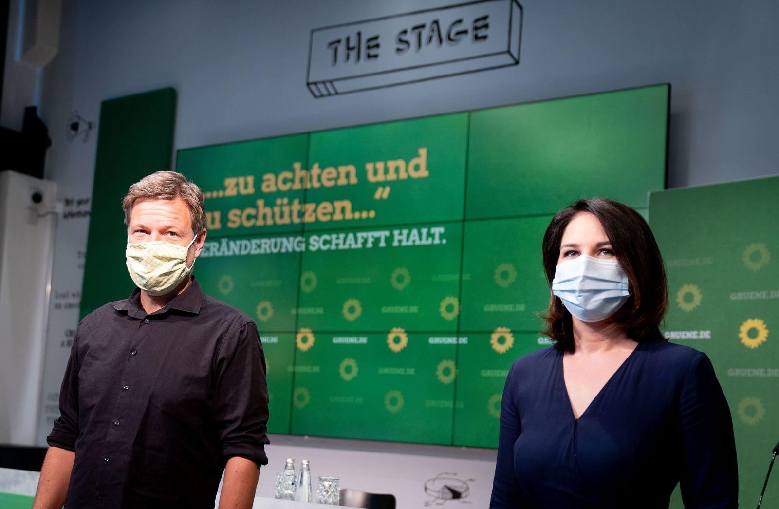 Vorstellung des neuen Grundsatzprogramm der Grünen