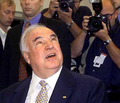 Auftritt in Kanada? Helmut Kohl