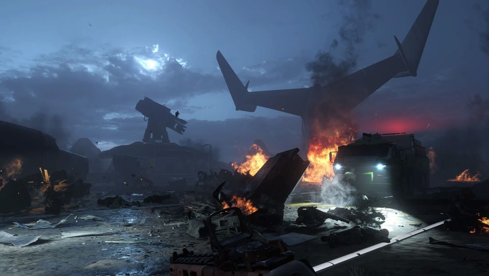"""Call of Duty Black Ops 3"": Unter Cybersoldaten und Kampfrobotern"