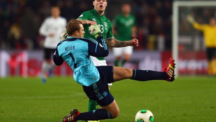 DFB-Einzelkritik: Neuer fahrig, Özil verloren