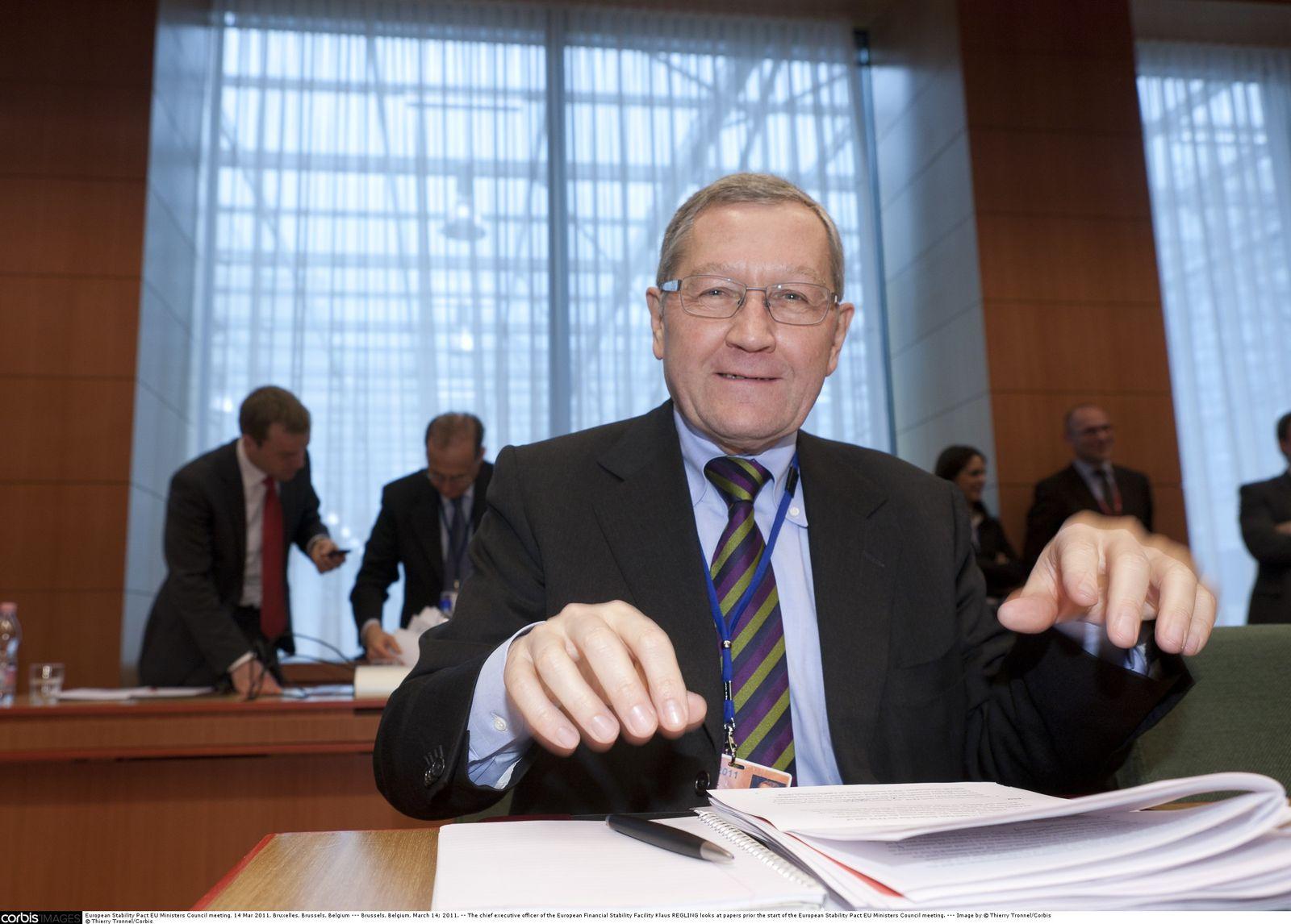 NICHT MEHR VERWENDEN! - Klaus Regling