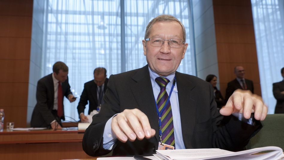 Klaus Regling, head of the European Financial Stability Fund, is more optimistic than most.