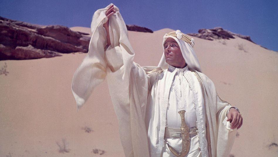 Zum Tode Peter O'Tooles: Peter Pan im Wüstensand