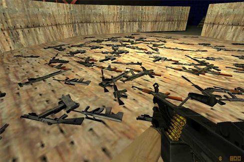 """""""Counter-Strike"""" (Szene aus einem Level des Emsdettener Amokläufers): """"Jedes Mal, wenn es ein Massaker gibt, geht die Debatte um die virtuelle Welt los"""""""