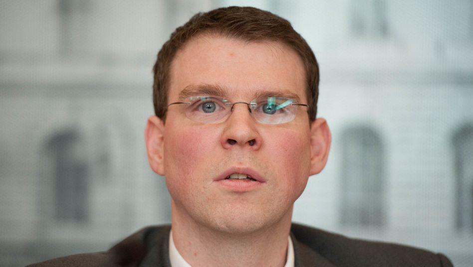 """CDU-Fraktionschef Florian Graf: Ich habe """"menschlich versagt"""""""