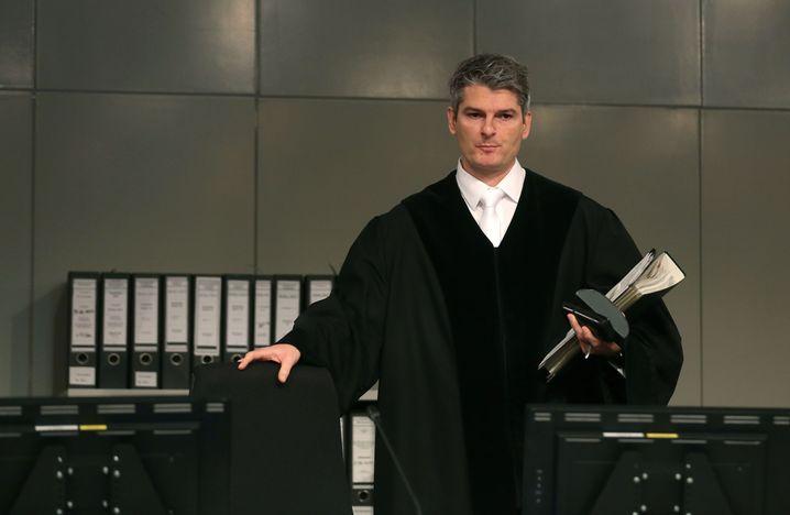 Vorsitzender Richter Mario Plein