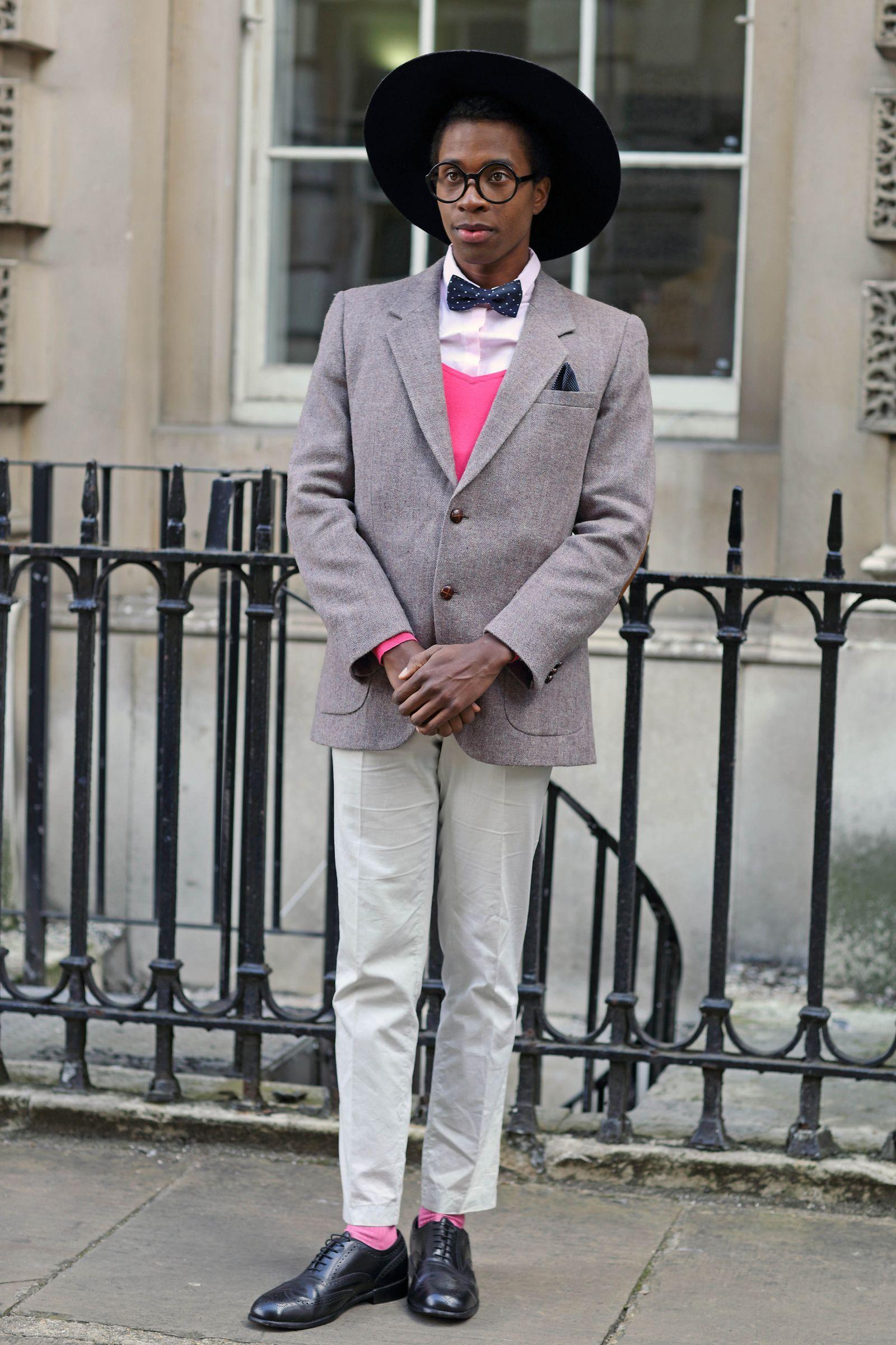 EINMALIGE VERWENDUNG Fashion London/ Fashion Week London/ Zion