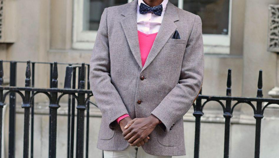 Zion, 27, aus Chicago: Kanye West als modisches Vorbild