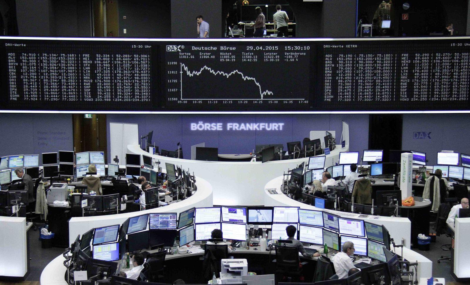 MARKETS EUROPE STOCKS/ Dax