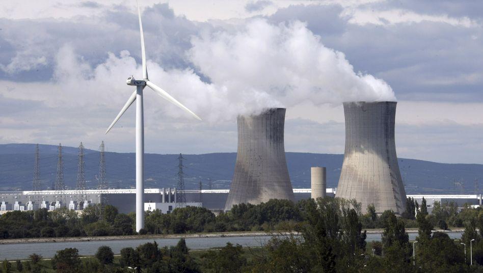 Kernkraftwerk in Bollène: 58 Atomreaktoren sind in Frankreich im Betrieb, einer im Bau