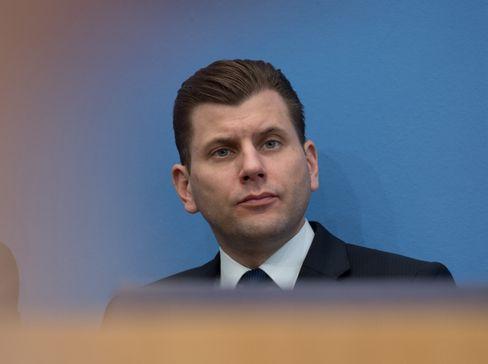 Ex-Sprecher Lürth - inzwischen fristlos entlassen