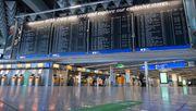 Flughafen Frankfurt verzeichnet heftigen Passagierrückgang