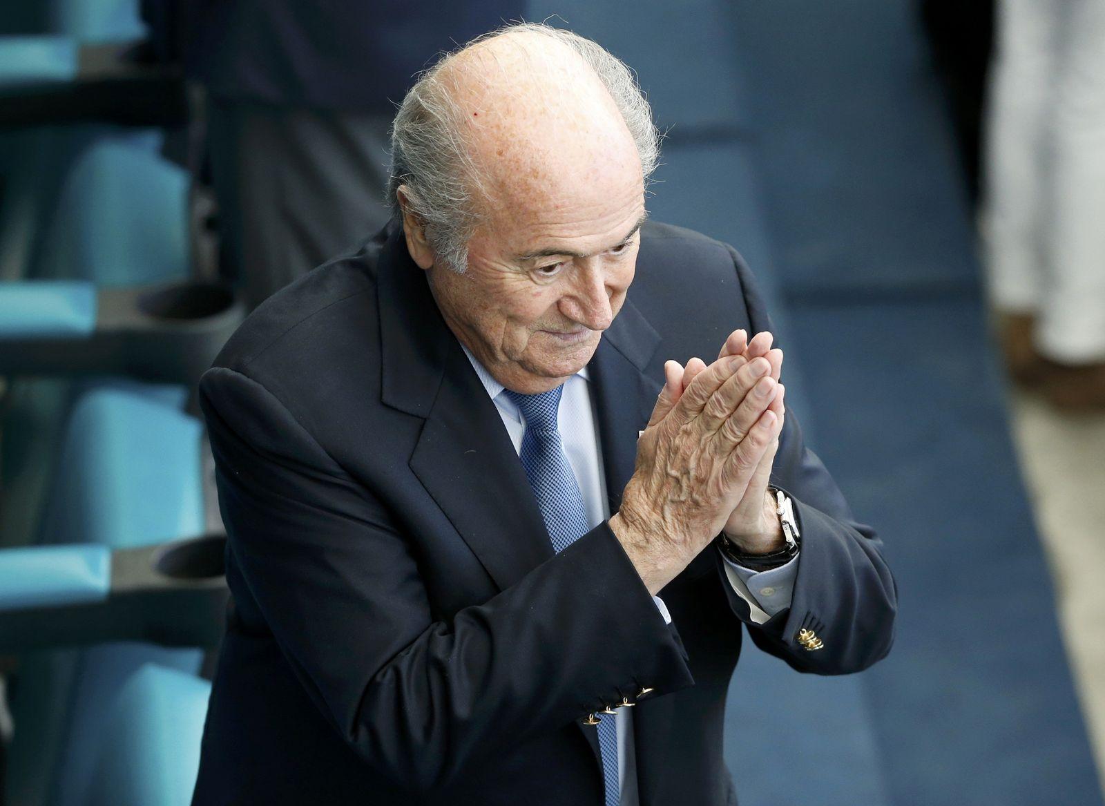 Sepp Blatter/ FIFA