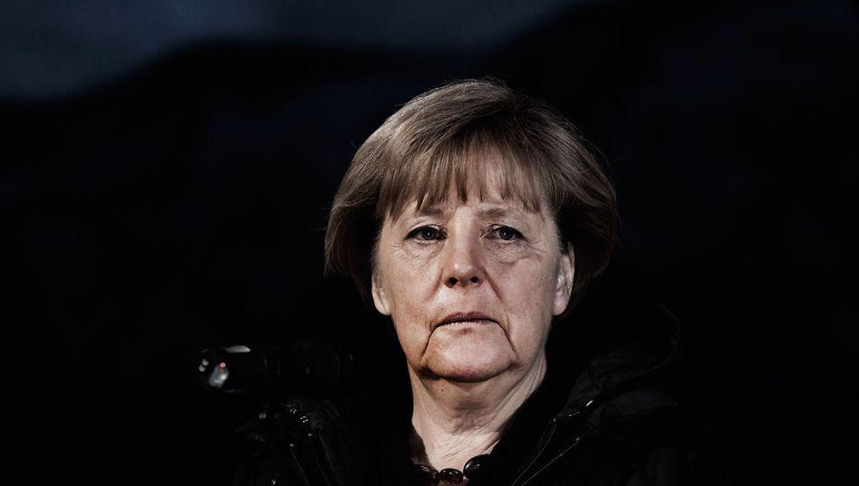 Kanzlerin Merkel: Wieder permanente Grenzkontrollen in Europa?