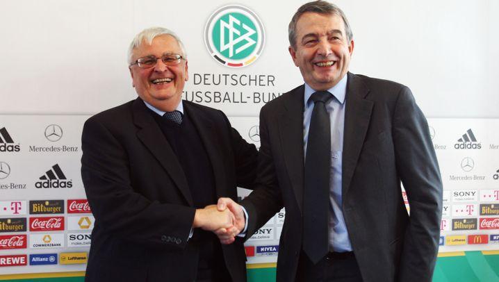 DFB-Präsident Zwanziger: Manchmal Top, häufig Flop