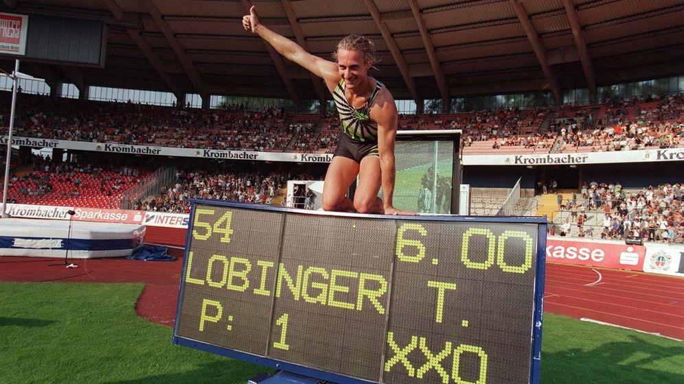 Tim Lobinger: Athlet und Patient