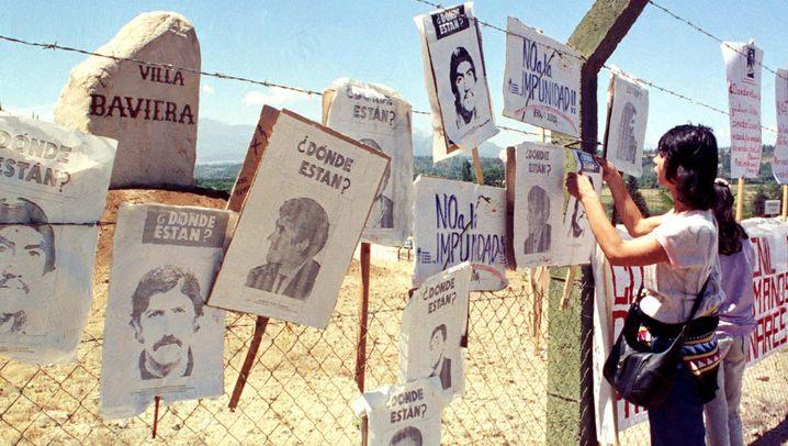"""Opfer der Colonia Dignidad: Folter und Mord in der """"Kolonie der Würde"""""""