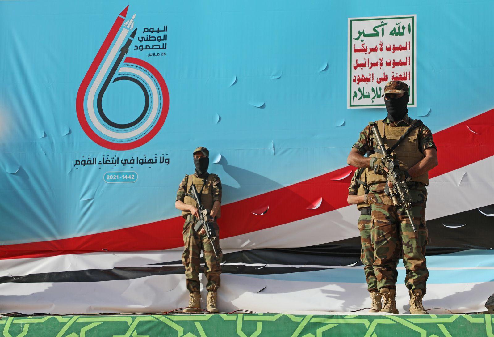 6. Jahrestag der Intervention von Saudi-Arabien im Jemen