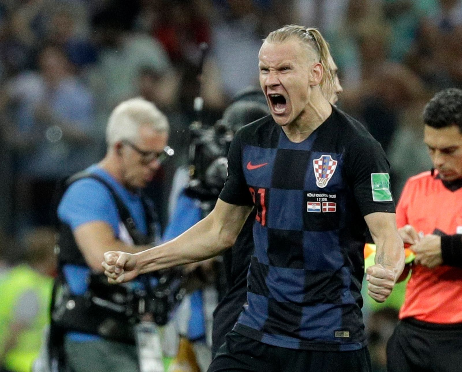 WM 2018 - Kroatien - Dänemark