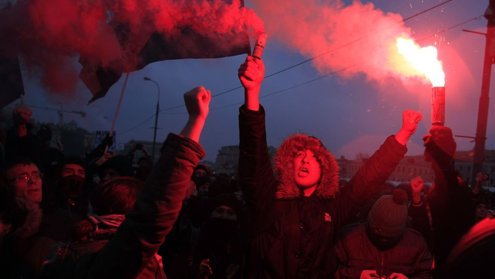 Opposition in Russland: Putins linke Rivalen