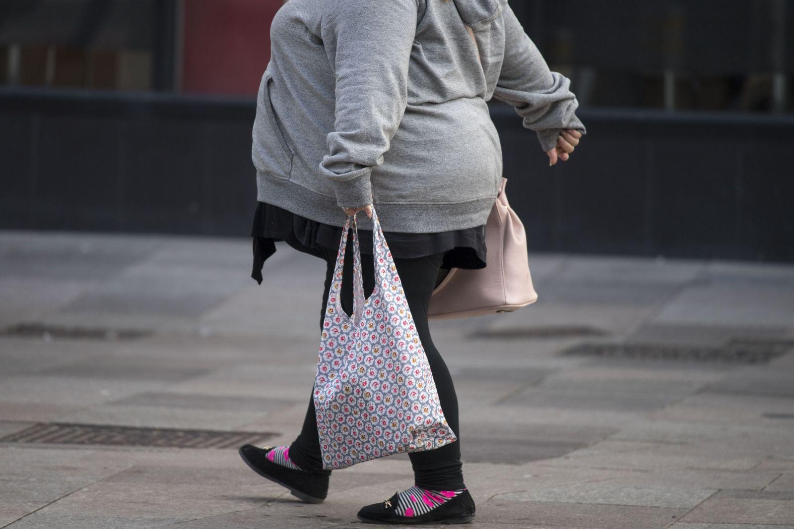 EINMALIGE VERWENDUNG Hunger/ Adipositas/ Fettleibigeit