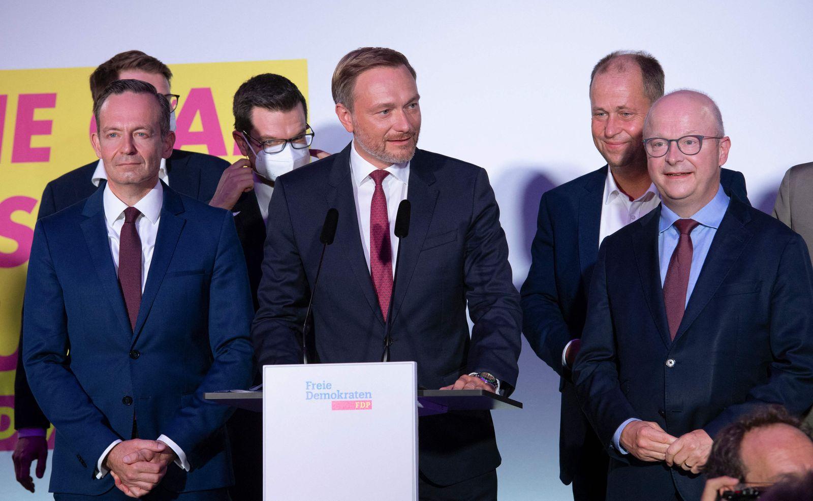 GERMANY-POLITICS-VOTE-ELECTION-FDP