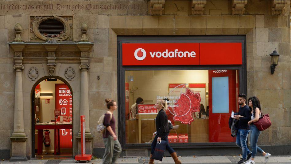 Vodafone-Filiale
