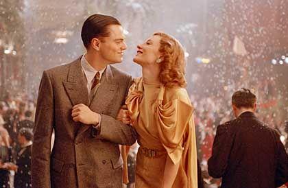 """Scorsese-Film """"Aviator"""" (mit Leonardo DiCaprio und Cate Blanchett): Verhaltener Deutschlandstart"""