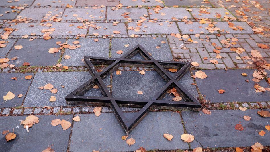 Davidstern: Europa bekommt den Hass auf Juden und andere Minderheiten nicht in den Griff.