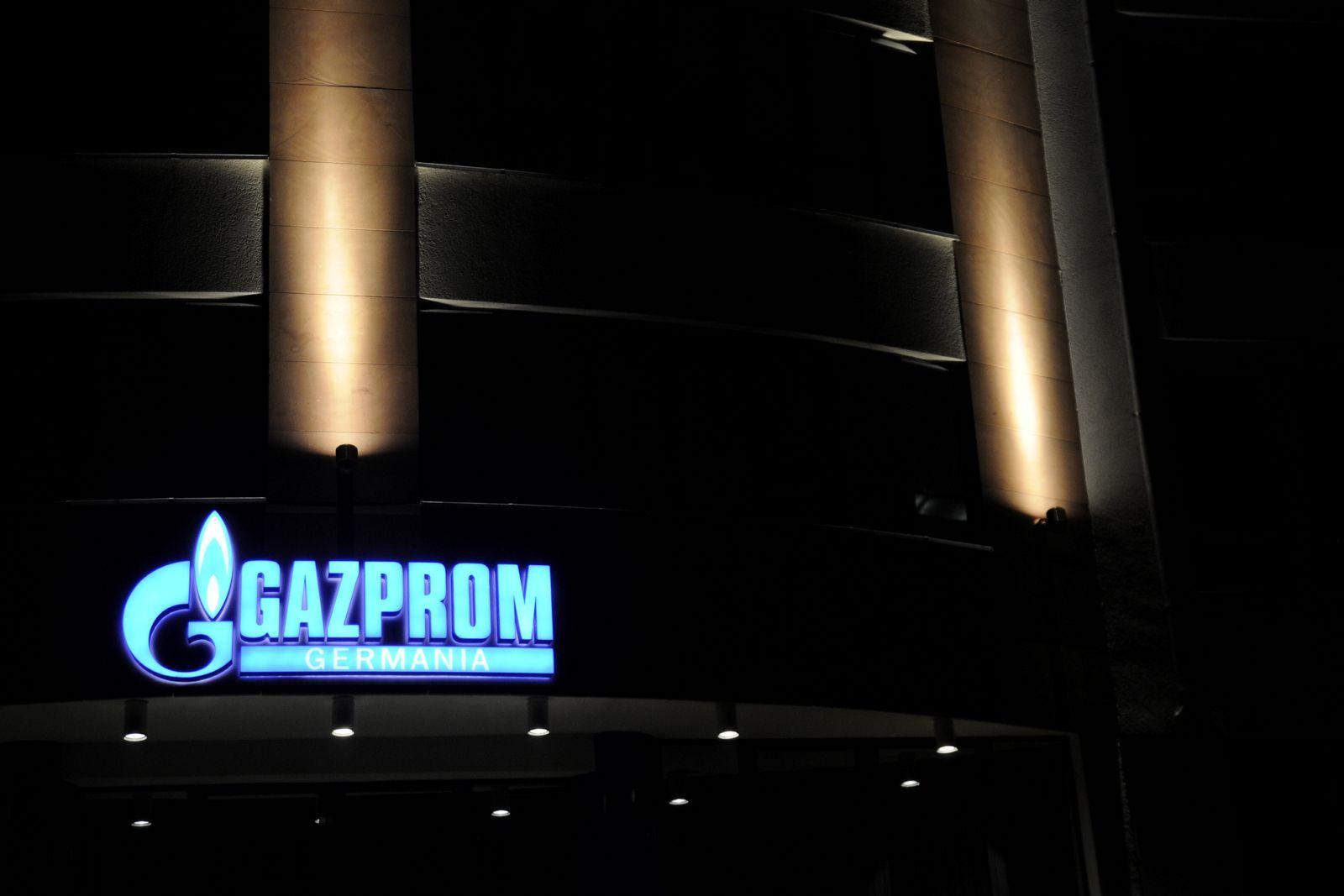 NICHT VERWENDEN Gazprom