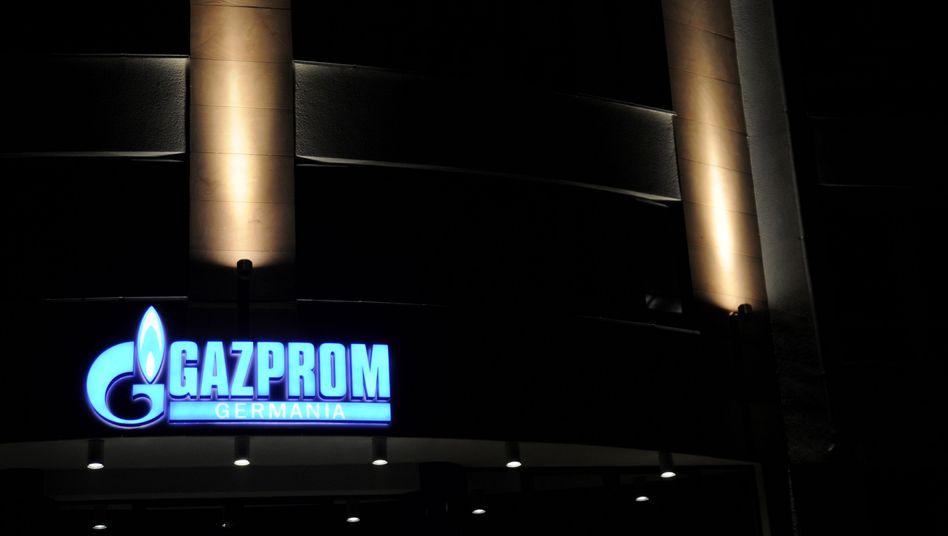 Deutschlandzentrale von Gazprom: Mit Macht auf den deutschen Energiemarkt