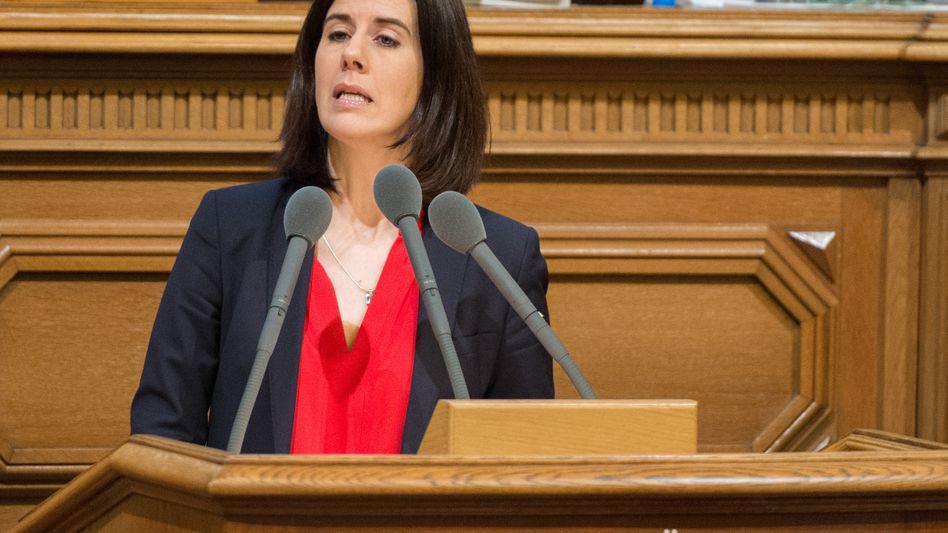 FDP-Spitzenkandidatin Suding: Gute Chancen auf Verbleib in Bürgerschaft