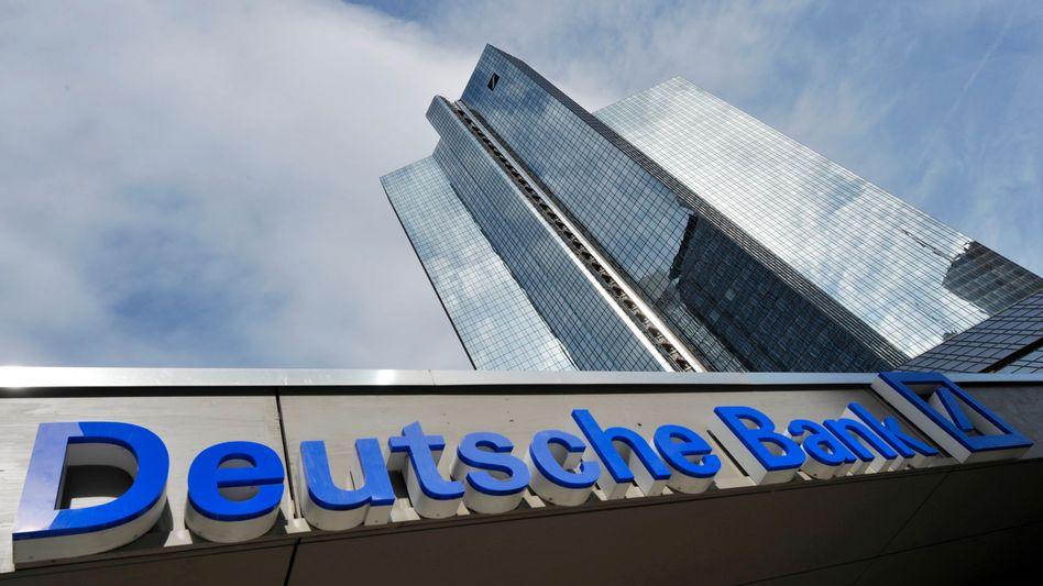 Deutsche Bank in Frankfurt am Main: Für Japan ein wichtiges Geldhaus