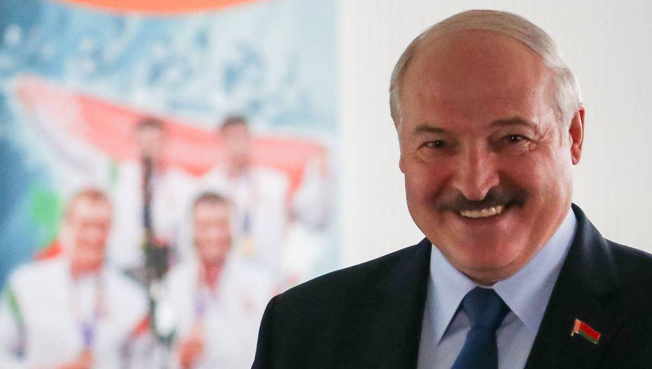 Der belarussische Präsident: Nicht pro Russland, sonder nur pro Lukaschenko