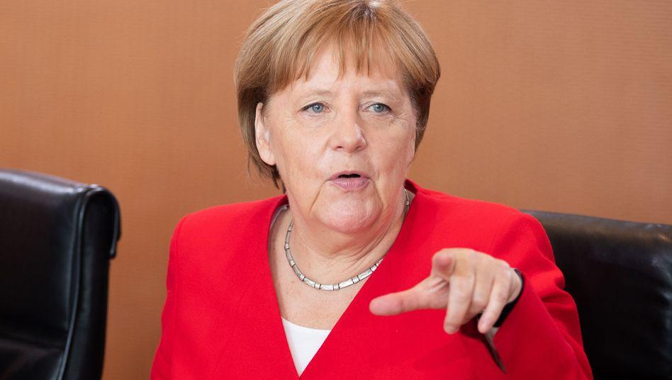 """Angela Merkel: """"Das müssen wir lernen"""""""