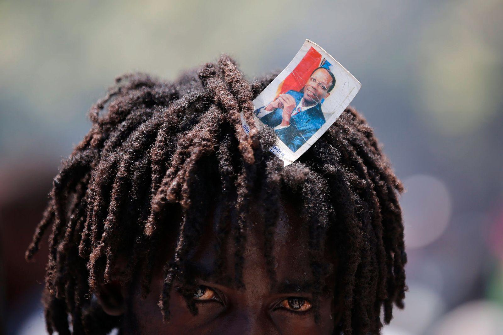 Nach Präsidentenmord in Haiti