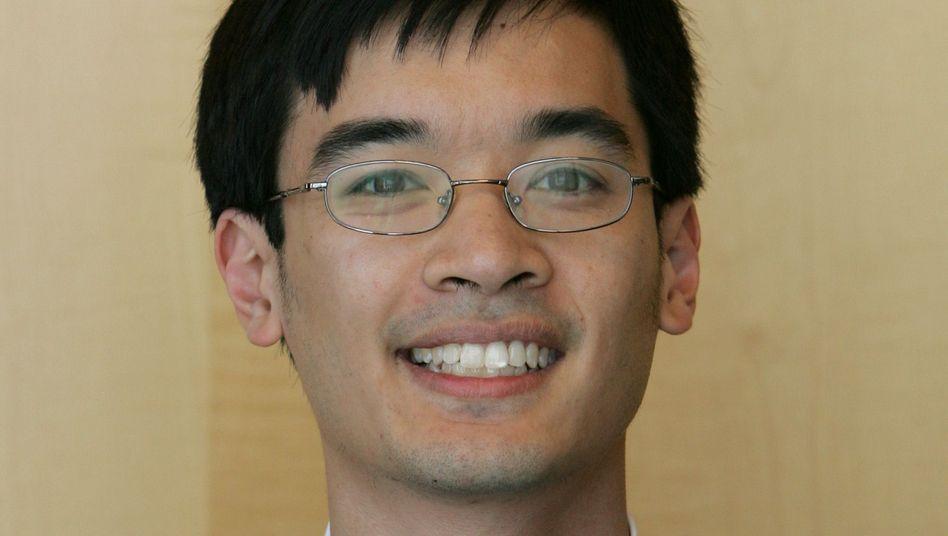 Terence Tao (2006): Hat nicht das Gefühl, schon genug geleistet zu haben