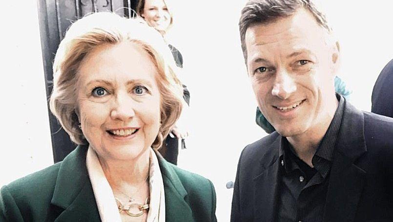 Clinton, Stark in Buffalo, New York