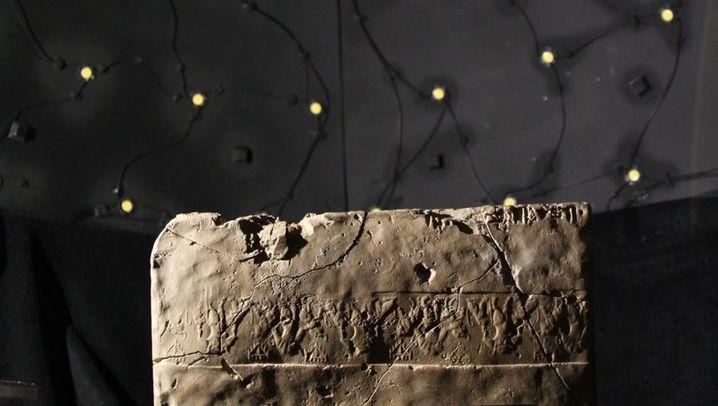 Proto-Elamitisch: Vor 4000 Jahren in Lehm gedrückt