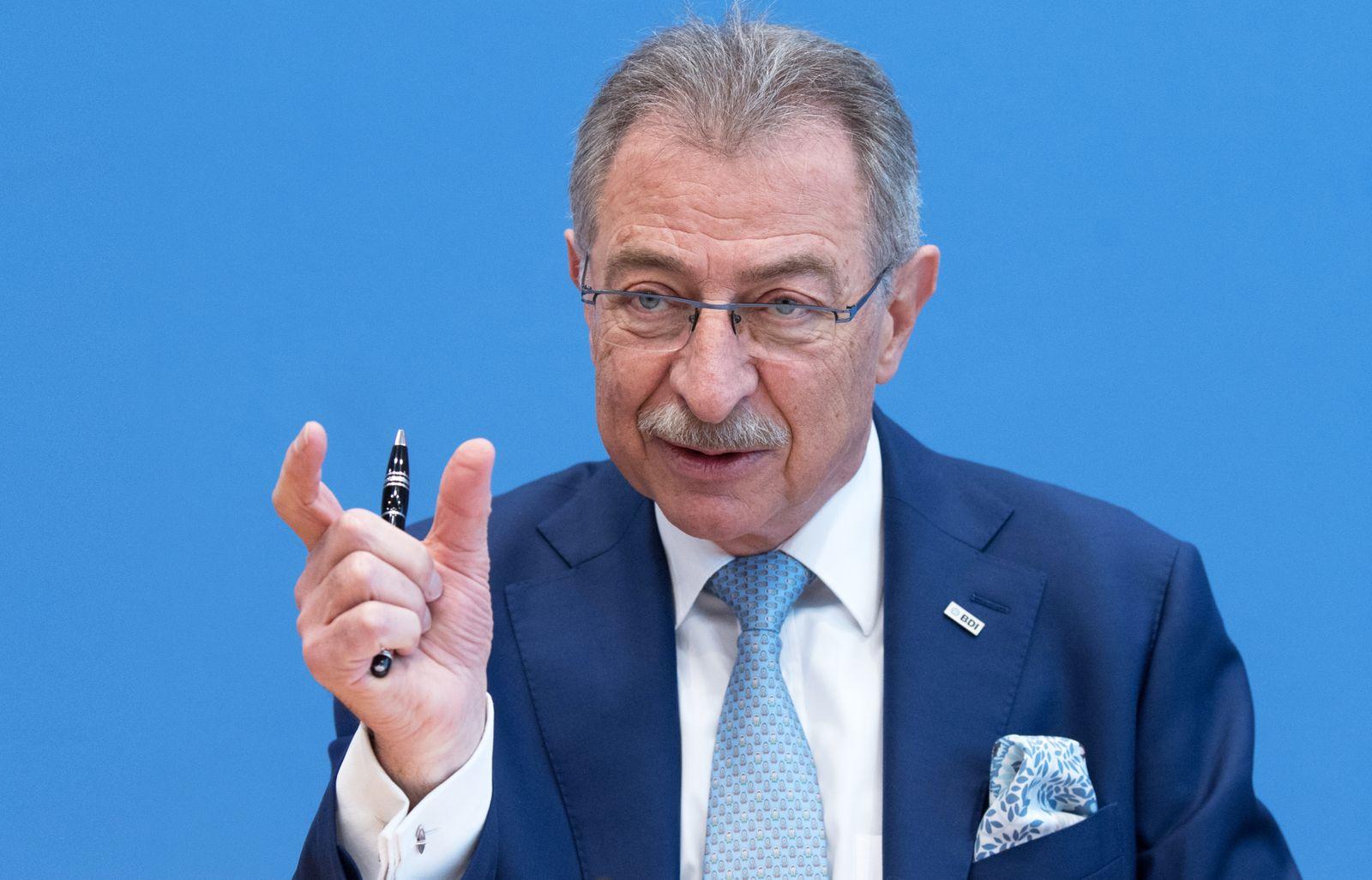 BDI-Präsident Kempf für breites Konjunkturpaket