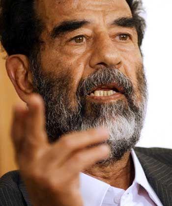 Ex-Diktator Saddam: Vorbereitungen der Verteidigung laufen auf Hochtouren