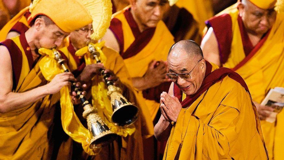 Dalai Lama 2008