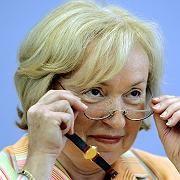 """Integrationsbeauftragte der Bundesregierung Böhmer (CDU): """"Ich glaube nicht, dass sie hier nur einen Ausschnitt sehen."""""""